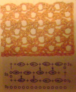 образцы вязки крючком 003