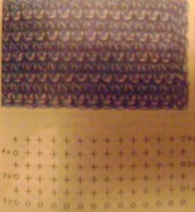 образцы вязки крючком 021