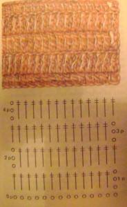 образцы вязки крючком 024
