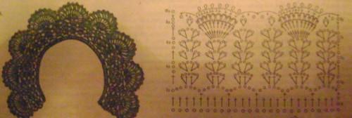 образцы вязки крючком 018