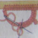 игольное кружево 035